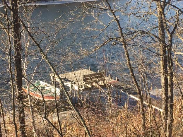 Dock in November