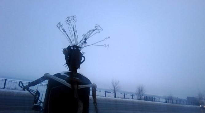 Bemidj Dunn Bro sculpture