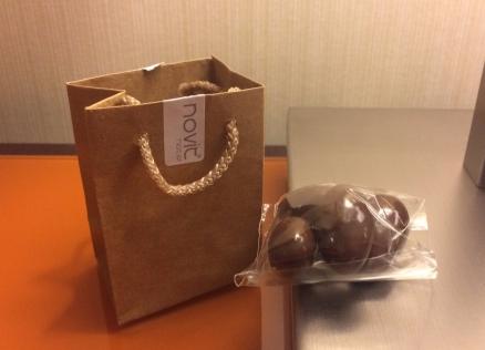 novit chocolates