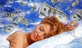 dreams about money