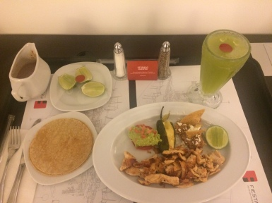 tacos de pollo - fiesta inn