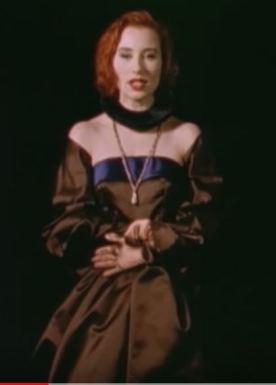 Tori Amos crucify