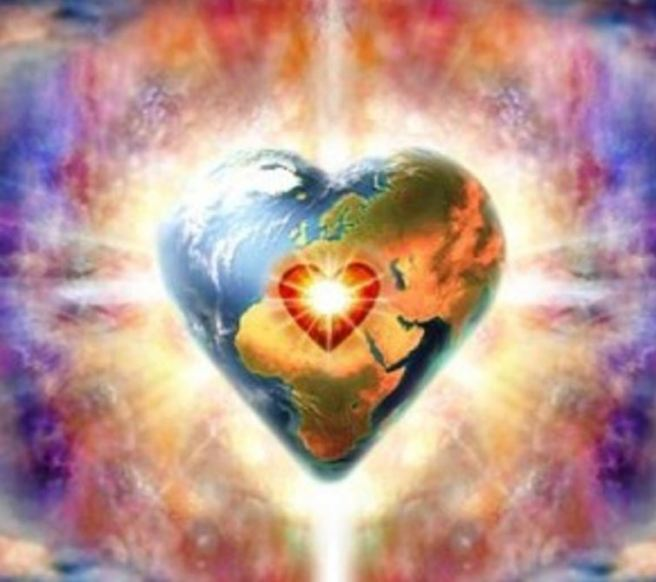 divine feminine love