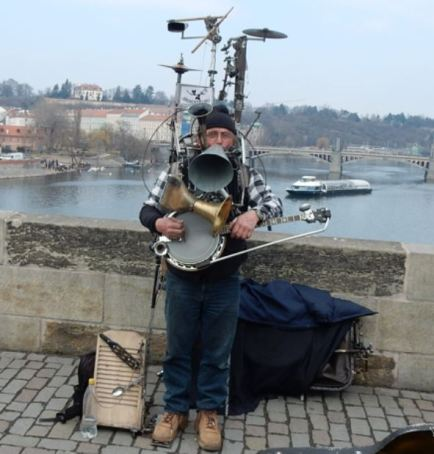 one man band