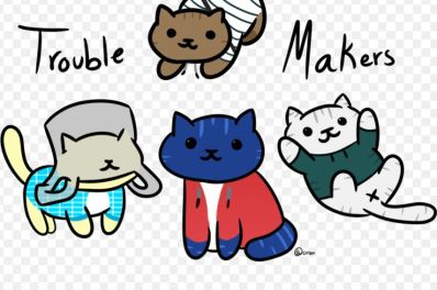 trouble makers.JPG