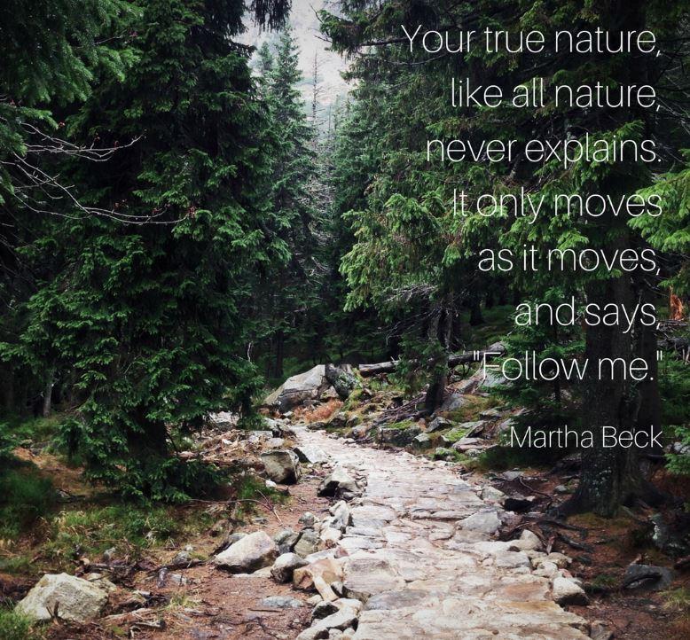 Your true nature