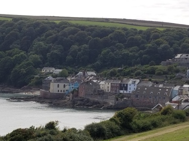 Cawsand from the Coastal walk