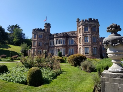 Mount Edgcumbe Castle
