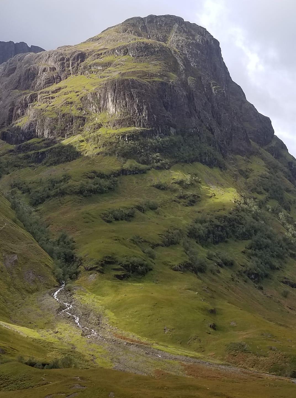 Scottish Highlands photo from Clem