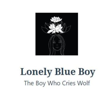 Lonely blue boy.JPG