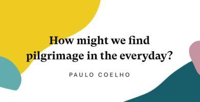 Coehlo pilgrimage