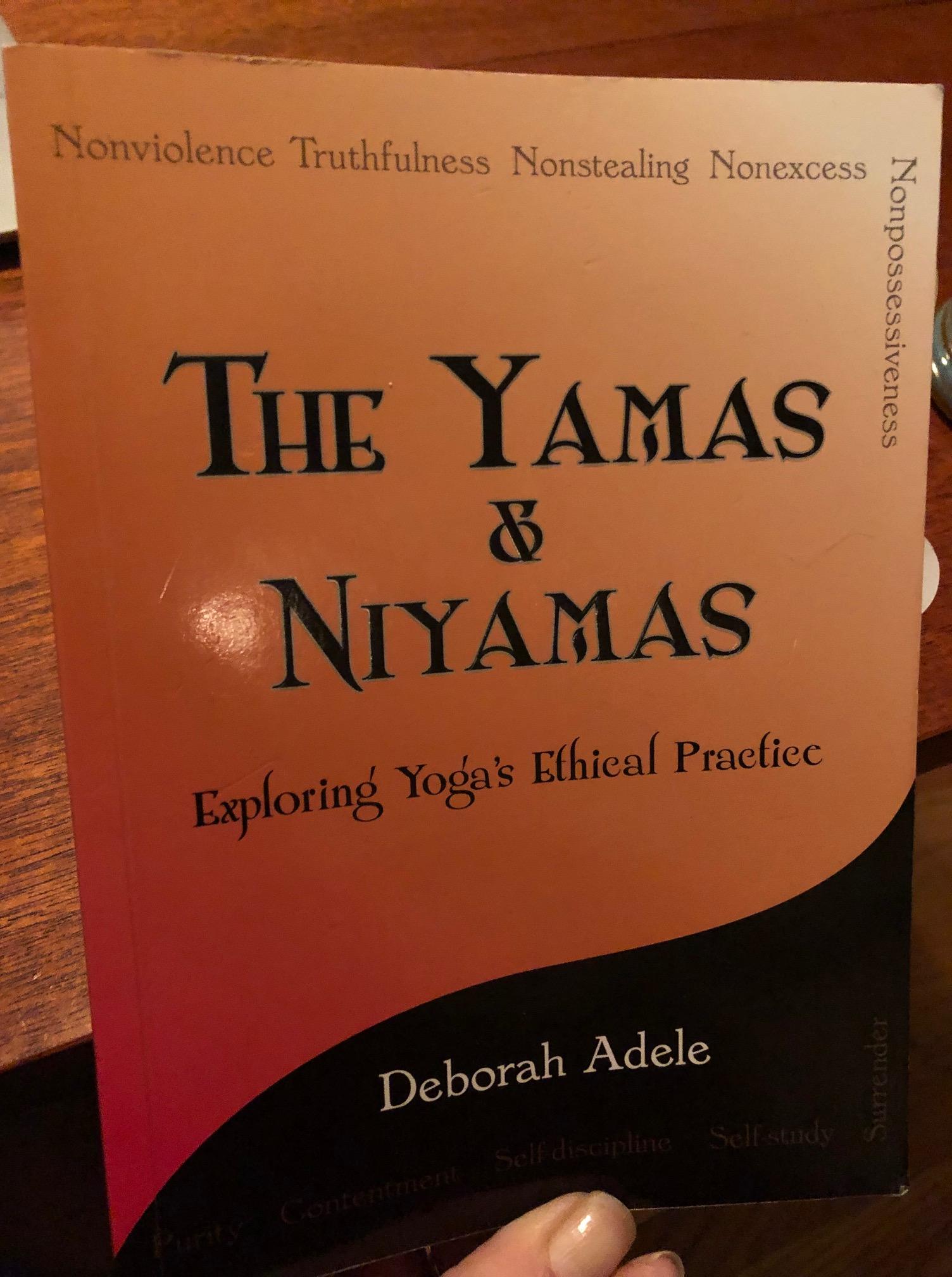 Yamas and Niyamas