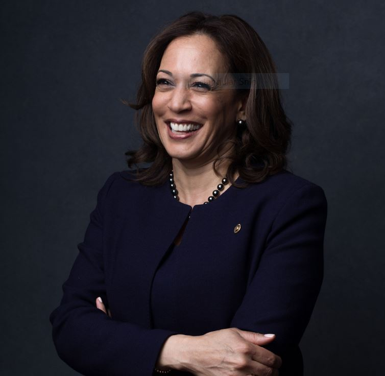 First woman VP Kamala Harris